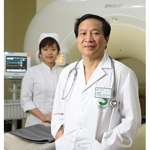 PGS.TS, Thầy thuốc nhân dân Nguyễn Văn Quýnh