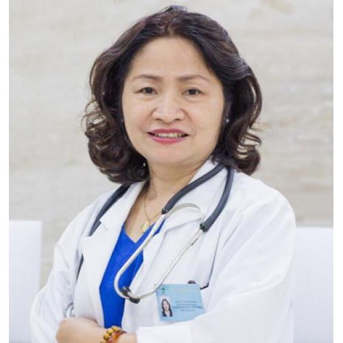 Thạc sĩ y học Nội khoa., Bác sĩ CKI- Nghiêm Hoàng Lan Phương