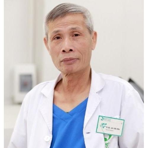 Tiến sỹ y học Lại Văn Hòa