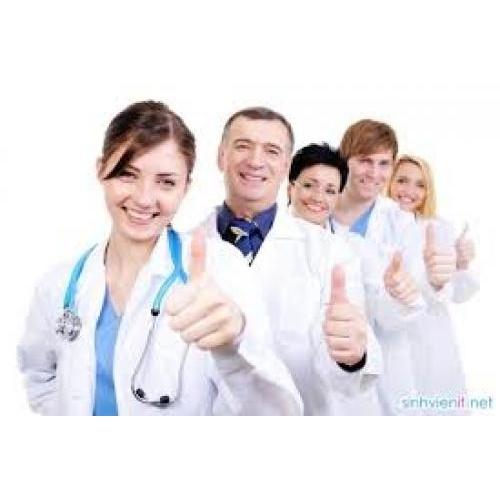 Bác sỹ chuyên khoa (miễn phí)